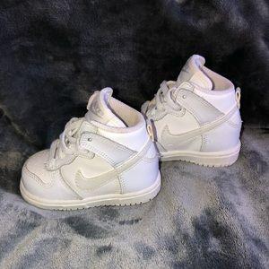 Infant Nike Big High sneakers